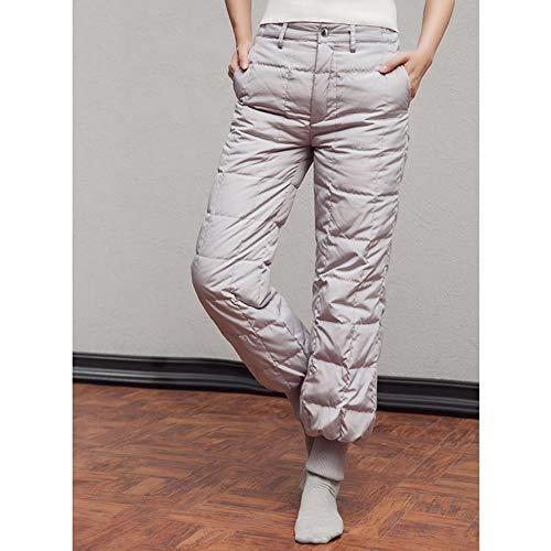 Haute Épais Femme Black Basse Taille Femmes Hiver Femmes Pantalon Pour Leggings Ojjfj Noir t0q1a