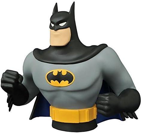 DIAMOND SELECT TOYS Batman Vinyl Bust Bank Toy The Animated Series