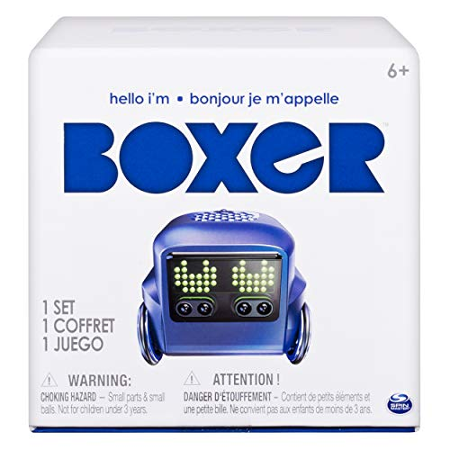 Boxer, Interactive A.I. Robot Toy (Blue) with Remote Control, Ages 6 & Up by Boxer (Image #1)