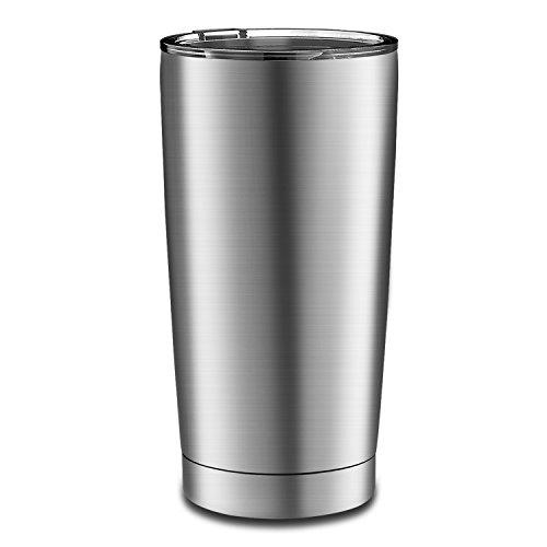 Stainless Steel Tumbler Coffee Travel Mug GUYUCOM 34oz Doubl