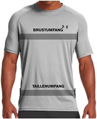 Under Armour Herren Tech Short Sleeve Tee Kurzarmshirt