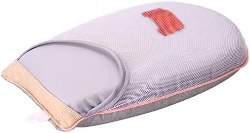 Eihan Portable Mini Handheld Ironing Mat Heat Resistant Ironing Sponge Board for Clothes