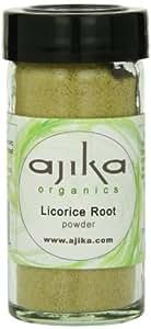 Ajika Organic Licorice Root Powder, 2.1-Ounce