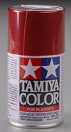 Tamiya Ts-39 Mica Red 100ml Net Volume  Sealed in Can