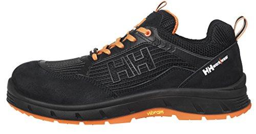 Helly Hansen Workwear 78210 - Zapatos de seguridad S3 Oslo Deportes Ww zapatos de seguridad de alta tecnología de tamaño 41 Negro