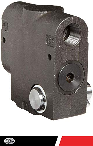 Prince W-1975-30 Wolverine Adjustible Flow Control Valve, 30 gpm Max Flow, 3/4'' NPTF by Prince Manufacturing (Image #1)