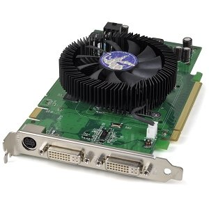 BIOSTAR VR8603TS21 256MB DDR3 PCI Express (PCIe) Dual Biostar VR8603TS21 GeForce 8600GTS - Geforce 8600gts Pci Express