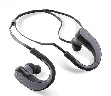 Ksix Go&Play Sport 2 - Auriculares inalámbricos, micrófono Integrado, Color Gris y Naranja: Amazon.es: Electrónica