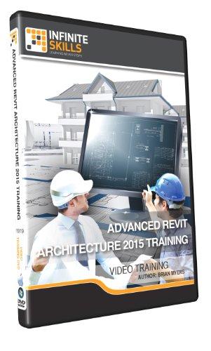Advanced Revit Architecture 2015 - Training DVD by Infiniteskills