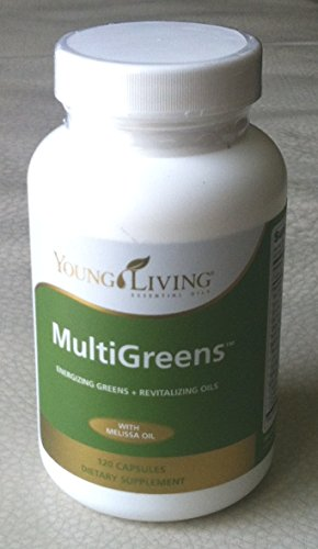MultiGreens 120 caps .3 lb by Young Living Essential Oils