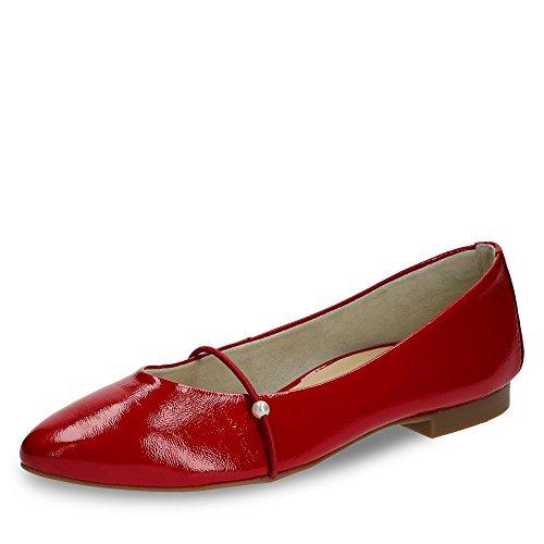 Paul T Green Women's Shirt Size Red 7 xr0zrfqg6w