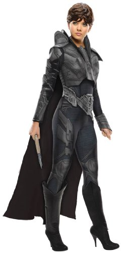 Faerynicethings Superman Man of Steel Kryptonian Villainess Faora Adult Costume Size: Medium -