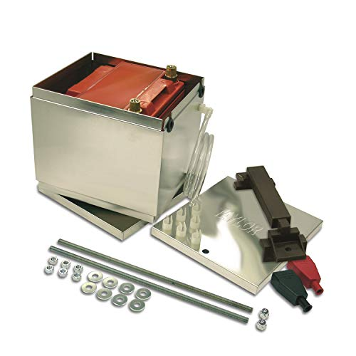 taylor (48300 300 Series Aluminum Battery Box - Nhra Battery Box
