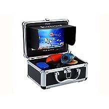 "Eyoyo Original 30m Professional Fish Finder Underwater Fishing Video Camera 7"" Color HD Monitor 1000TVL HD CAM Lights Control"