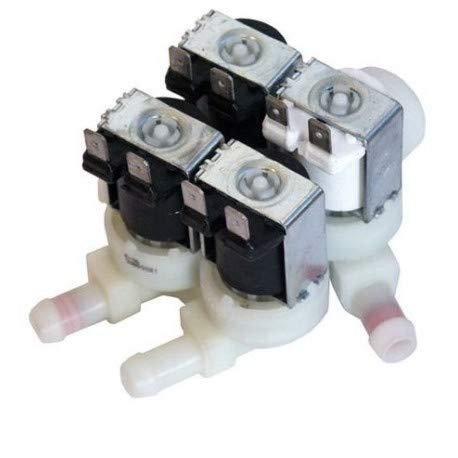 REPORSHOP - ELECTROVALVULA Standard 4 VIAS 180 Recta ...