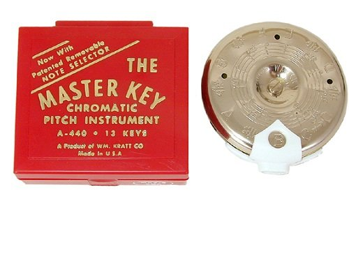 Kratt Pitch Pipe Tuner - MK2S_52894 KMC Music Inc