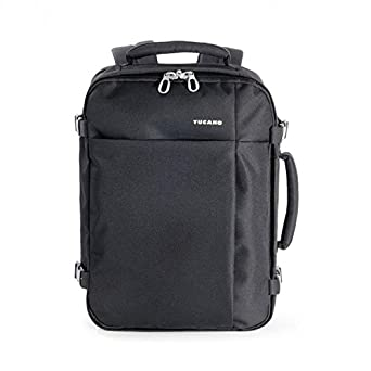 Amazon.com: Tucano Tugo Small Travel Backpack (Black): Industrial ...