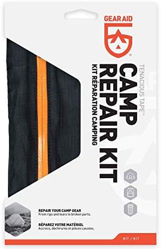 Storm Kit de réparation pour Outdoor Gear et vêtements avec tearaid Standard Pack