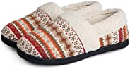 RockDove Women's Nordic Slipper with Memory