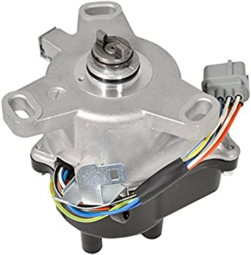 Td63U 99-00 Civic Td73U El 1.6L Sohc Ignition System Distributor Assembly