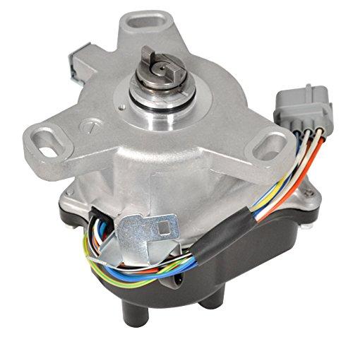 Honda Sohc Engine - TD63U Ignition Distributor Module Assembly System For Honda Civic 1.6L SOHC Engines