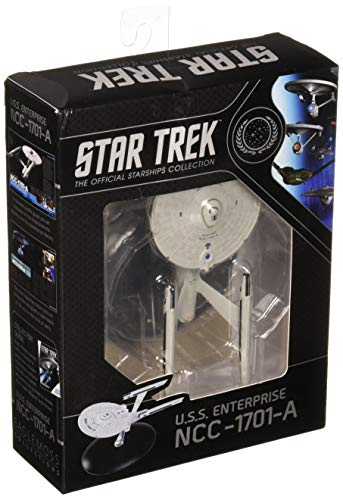 Star Trek The Official Starships Collection #12: USS Enterprise NCC-1701A Ship Replica