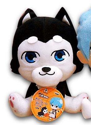 Kuroko's Basketball Super DX Plush Type-A: Tetsuya#2 10 inches by Banpresto