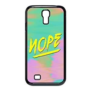 Nope Cheap Custom Cell Phone Case Cover for SamSung Galaxy S4 I9500, Nope Galaxy S4 I9500 Case