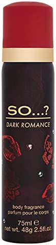 Dark Romantics Fragrance Mist DARK