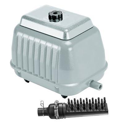 E G Danner 40528 Supreme Hydroponic Air Pump, 100-Watt