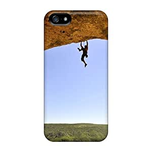 Case Cover No Fear/ Fashionable Case For Iphone 5/5s by icecream design