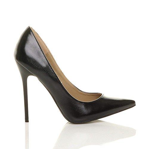 festa moda elegante de tacco scarpe lavoro alto d Donna TBwx6qt0