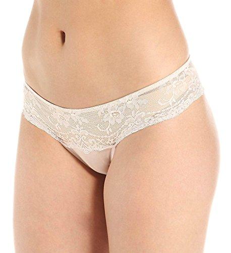 The Little Bra Company Lucia Petite Lace Brief Panty (P004P) M/Ballet Pink