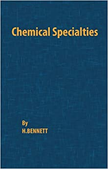 Chemical Specialties