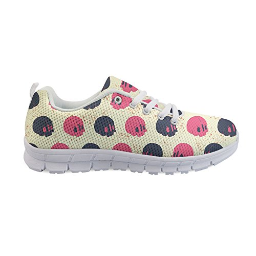 Casual Cool Women's Pattern Running Sneaker Lightweight 5 Shoes Stylish Personalized Men's Printed Zw8qBf