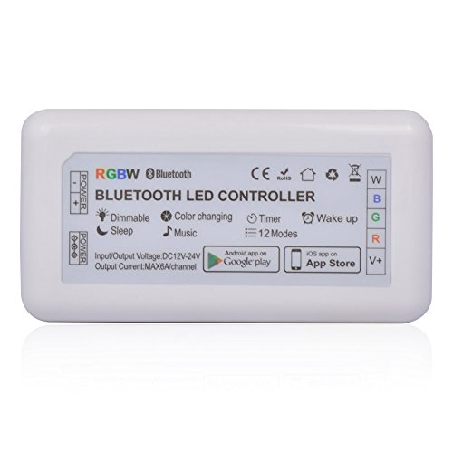 Mokungit RGBW Bluetooth Controller Android