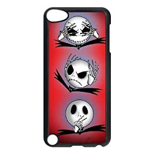 iPod 5 Black Cell Phone Case HUBYLW1775 The Nightmare Before Christmas Fashion Phone Case Covers Unique
