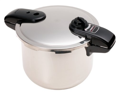 Pressure Cooker Presto Stainless Steel 8 Quart Power Best...