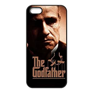 iPhone 4 4s Cell Phone Case Black Godfather Phone Case Cover Durable Protective CZOIEQWMXN11428