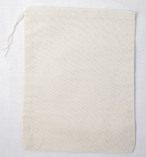 Cotton Muslin Bags 6x8 inch 50 count pack