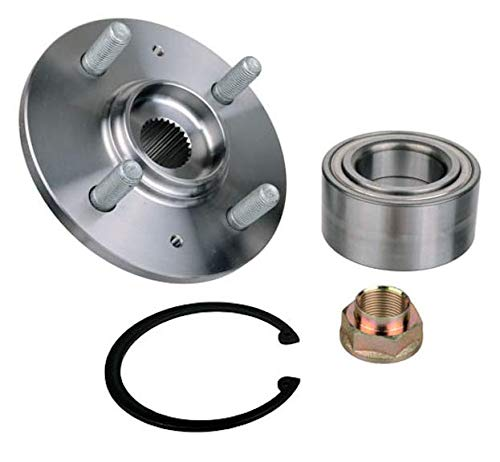 (SKF BR930589K Wheel Bearing and Hub Assembly Repair Kit )