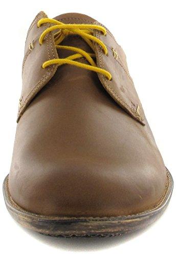 SALE - FRETZ MEN - Tosco - Herren Business Schuhe - Braun Schuhe in Übergrößen