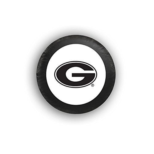 Pilot Automotive CMC-930 Reflective Collegiate Spare Tire Cover (University of Georgia) ()