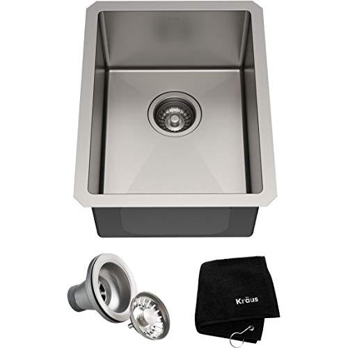 Kraus KHU100-30 Kitchen Sink 30 Inch Stainless Steel