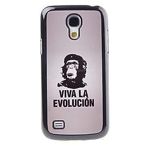 zxc VIVA LA Decal Pattern Plastic Hard Back Case Cover for Samsung Galaxy S4 Mini I9190