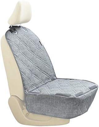 ペットシートカバー 車のトランクアンチ汚いパッド防水アンチスクラッチペット後部座席の保護マット (Color : Gray, Size : 112x50cm)