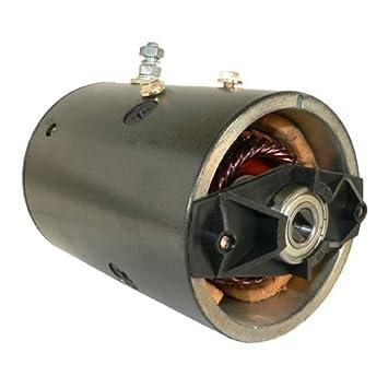 New Pump Motor Replaces Monarch 8111 8111D 8112 Western Plow M3100 Waltco Pump Wiring Diagram on