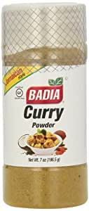 Badia Curry Powder, 7-Ounce (Pack of 6)
