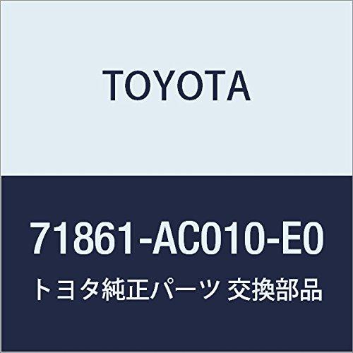 TOYOTA Genuine 71861-AC010-E0 Seat Cushion Shield