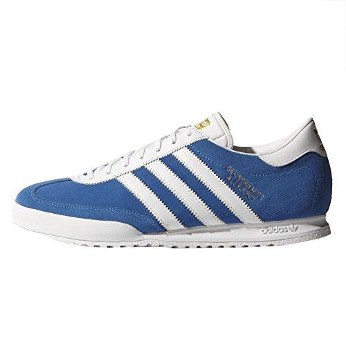 Beckenbauer da Uomo adidas Blu adidas White Sneakers Blue Beckenbauer UBEnqF